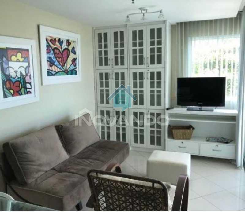 3 - Apartamento na Barra da Tijuca -Sheraton-1 quartos com 55m² - 627A - 5