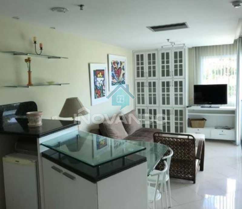 4 - Apartamento na Barra da Tijuca -Sheraton-1 quartos com 55m² - 627A - 6