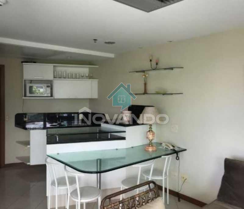 5 - Apartamento na Barra da Tijuca -Sheraton-1 quartos com 55m² - 627A - 7