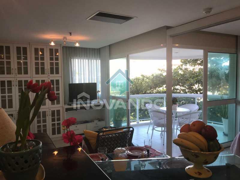 5fd7ae05-9bbc-450c-b77f-a8fc0b - Apartamento na Barra da Tijuca -Sheraton-1 quartos com 55m² - 627A - 9