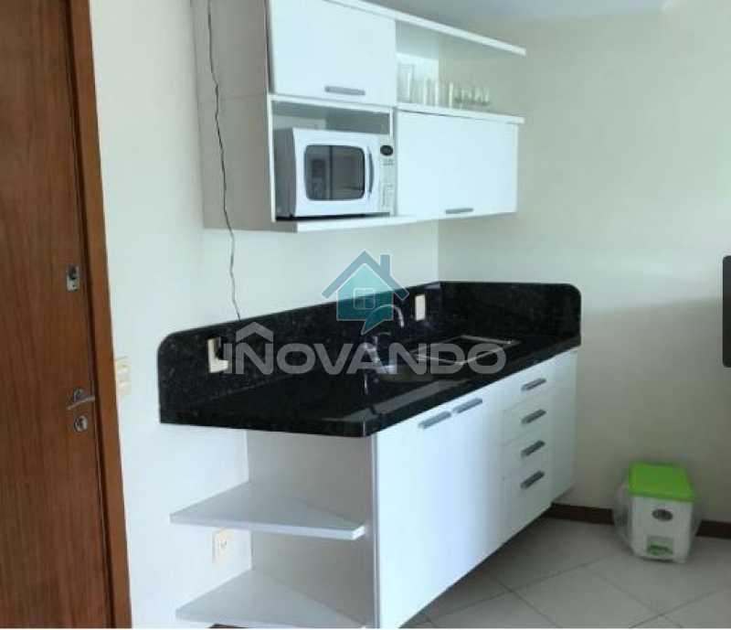 6 - Apartamento na Barra da Tijuca -Sheraton-1 quartos com 55m² - 627A - 10