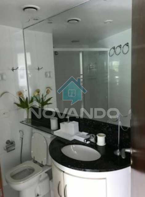 8 - Apartamento na Barra da Tijuca -Sheraton-1 quartos com 55m² - 627A - 11