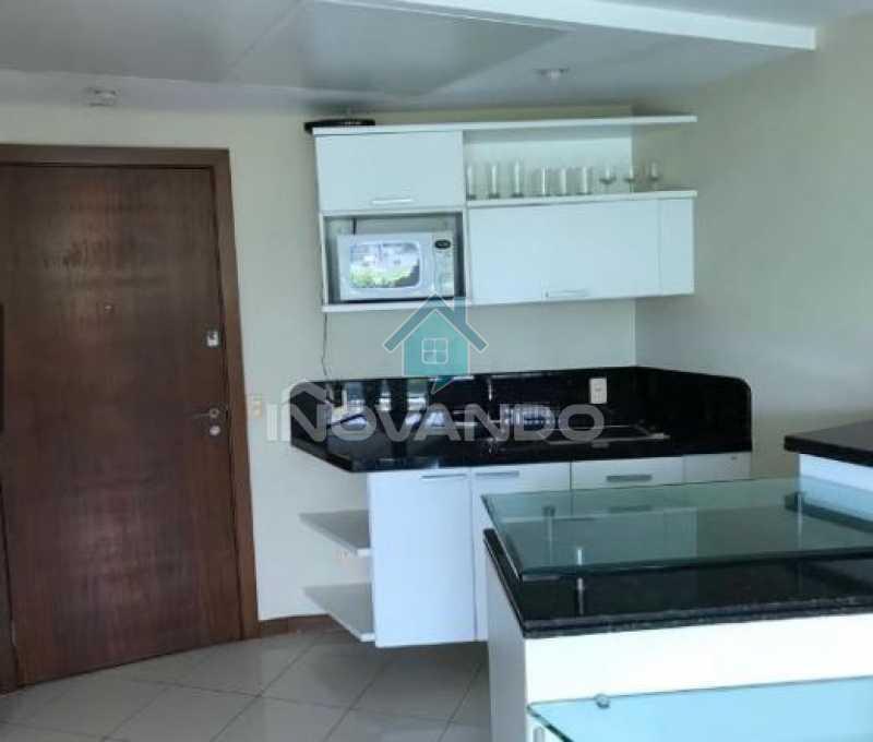 9 - Apartamento na Barra da Tijuca -Sheraton-1 quartos com 55m² - 627A - 12