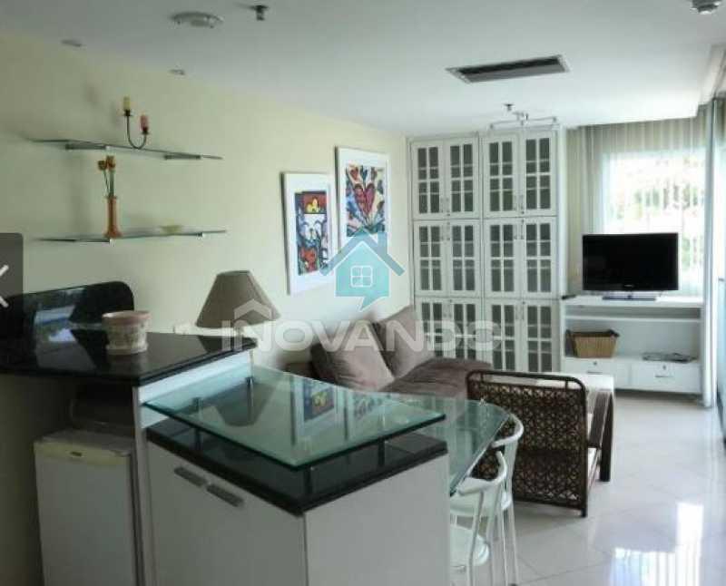 11 - Apartamento na Barra da Tijuca -Sheraton-1 quartos com 55m² - 627A - 13