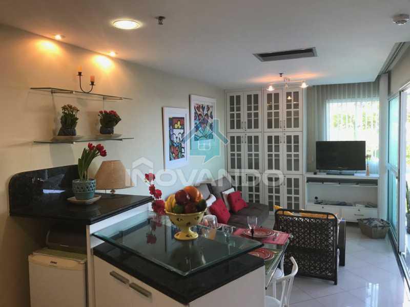 95834330-7faa-487d-8ca1-6f87c1 - Apartamento na Barra da Tijuca -Sheraton-1 quartos com 55m² - 627A - 15