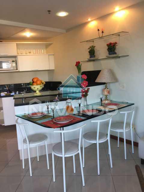 d00b7228-f58a-4516-be98-99da42 - Apartamento na Barra da Tijuca -Sheraton-1 quartos com 55m² - 627A - 16