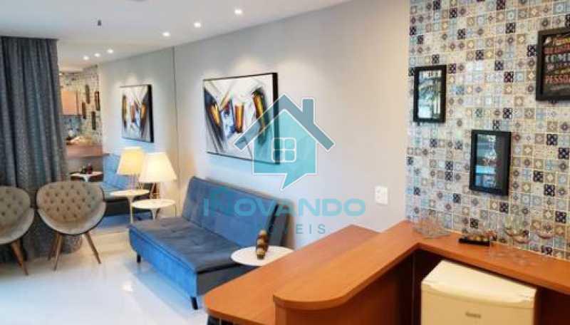 2 - Apartamento na Barra da Tijuca Sheranton -1 quartos com 52m² - 640A - 1