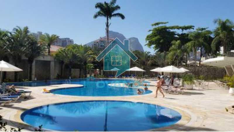 3 - Apartamento na Barra da Tijuca Sheranton -1 quartos com 52m² - 640A - 13