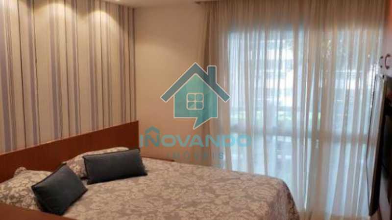6 - Apartamento na Barra da Tijuca Sheranton -1 quartos com 52m² - 640A - 7