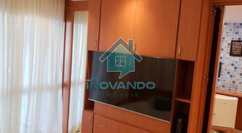 10 - Apartamento na Barra da Tijuca Sheranton -1 quartos com 52m² - 640A - 11
