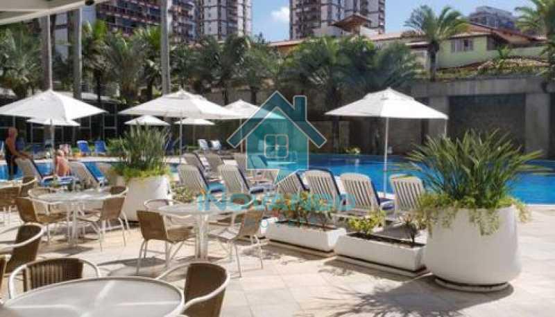 12 - Apartamento na Barra da Tijuca Sheranton -1 quartos com 52m² - 640A - 14