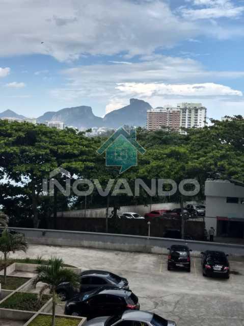 02c8a86e-9b22-43d4-80e1-a659b9 - Praia da Barra da Tijuca - Alfa Plaza- 1 quartos com 72m²- - 646A - 1