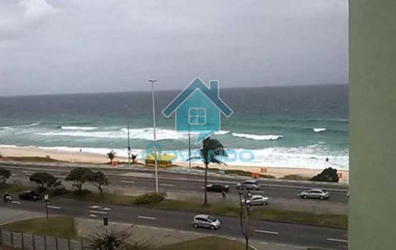 1 - Apartamento na Barra da Tijuca Summer Palace-1 quartos com 48m² - 652A - 3
