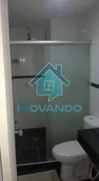 2 - Apartamento na Barra da Tijuca Summer Palace-1 quartos com 48m² - 652A - 4