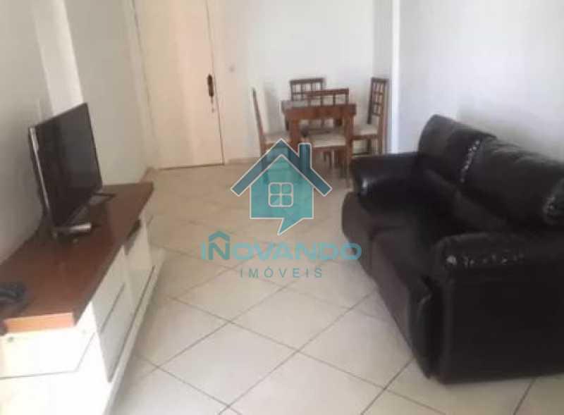 4 - Apartamento na Barra da Tijuca Summer Palace-1 quartos com 48m² - 652A - 6