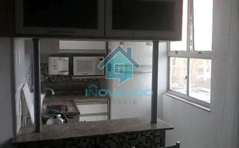 8 - Apartamento na Barra da Tijuca Summer Palace-1 quartos com 48m² - 652A - 7