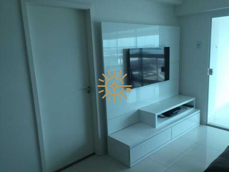 30298 - Apartamento na Barra da Tijuca- Bora Bora- 3 quartos com 97m² - - 209C - 3