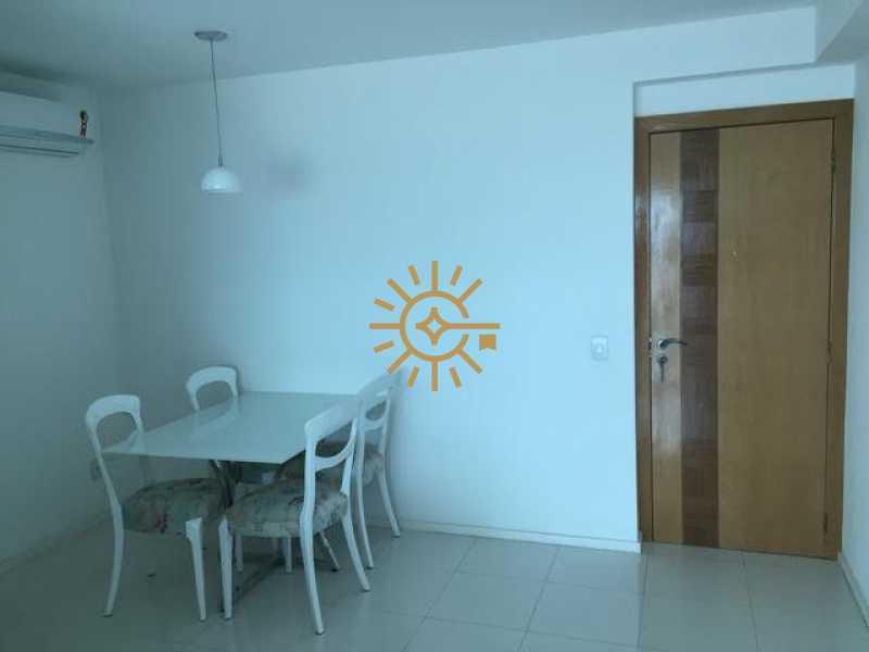 30299 - Apartamento na Barra da Tijuca- Bora Bora- 3 quartos com 97m² - - 209C - 4