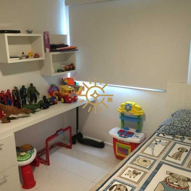 30300 - Apartamento na Barra da Tijuca- Bora Bora- 3 quartos com 97m² - - 209C - 5