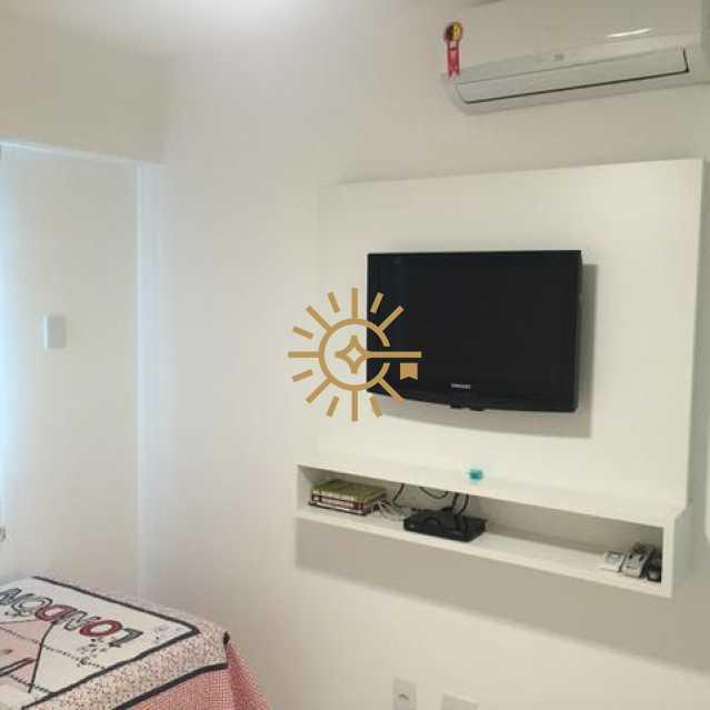 30302 - Apartamento na Barra da Tijuca- Bora Bora- 3 quartos com 97m² - - 209C - 7
