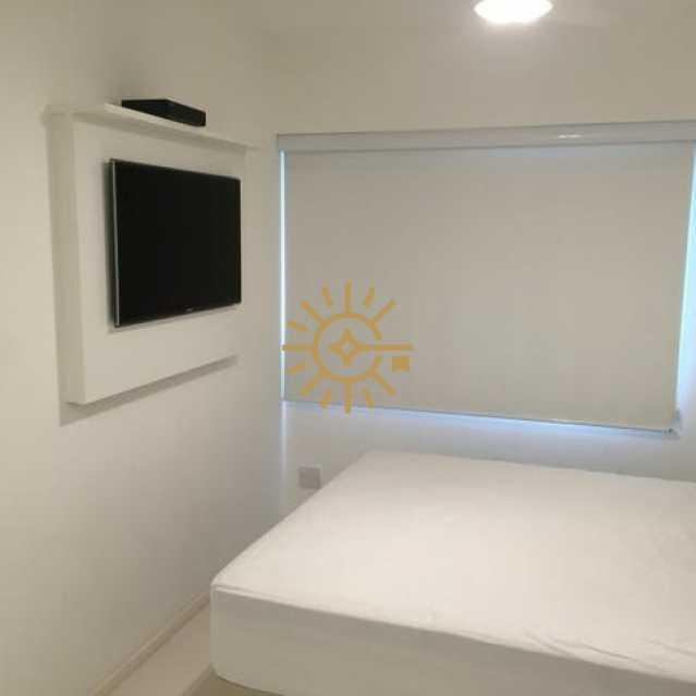 30303 - Apartamento na Barra da Tijuca- Bora Bora- 3 quartos com 97m² - - 209C - 8