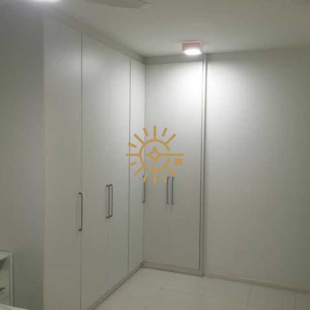 30304 - Apartamento na Barra da Tijuca- Bora Bora- 3 quartos com 97m² - - 209C - 9
