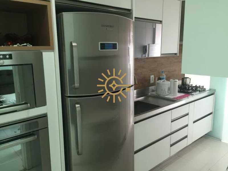 30305 - Apartamento na Barra da Tijuca- Bora Bora- 3 quartos com 97m² - - 209C - 10