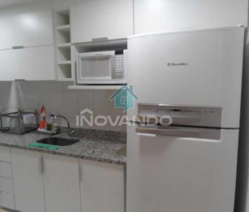 1 - Apartamento na Barra da Tijuca Acquagreen 2 quartos com 62m² - 680B - 9