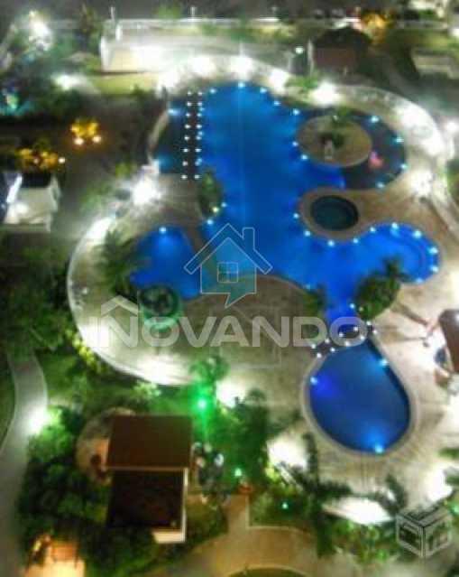 6 - Apartamento na Barra da Tijuca Acquagreen 2 quartos com 62m² - 680B - 3