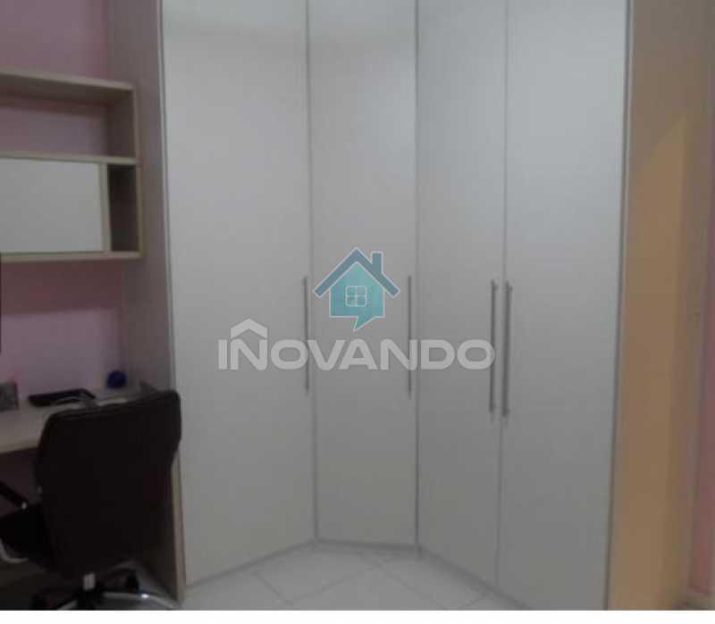 9 - Apartamento na Barra da Tijuca Acquagreen 2 quartos com 62m² - 680B - 13