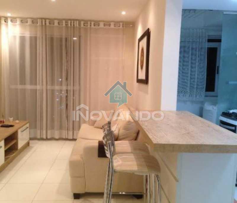 10 - Apartamento na Barra da Tijuca Acquagreen 2 quartos com 62m² - 680B - 6