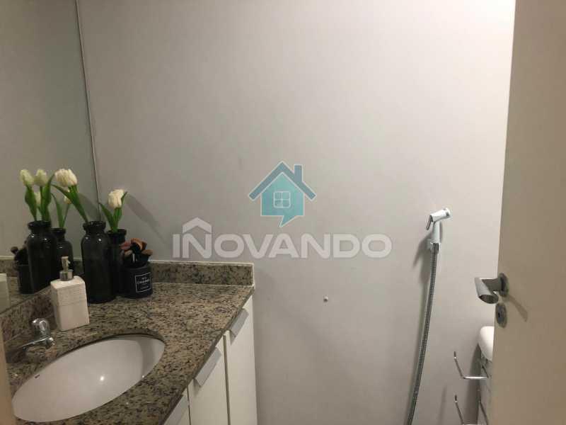 61fbd401-0958-4fc2-a271-e8e6fa - Apartamento na Barra da Tijuca Acquagreen 2 quartos com 62m² - 680B - 16