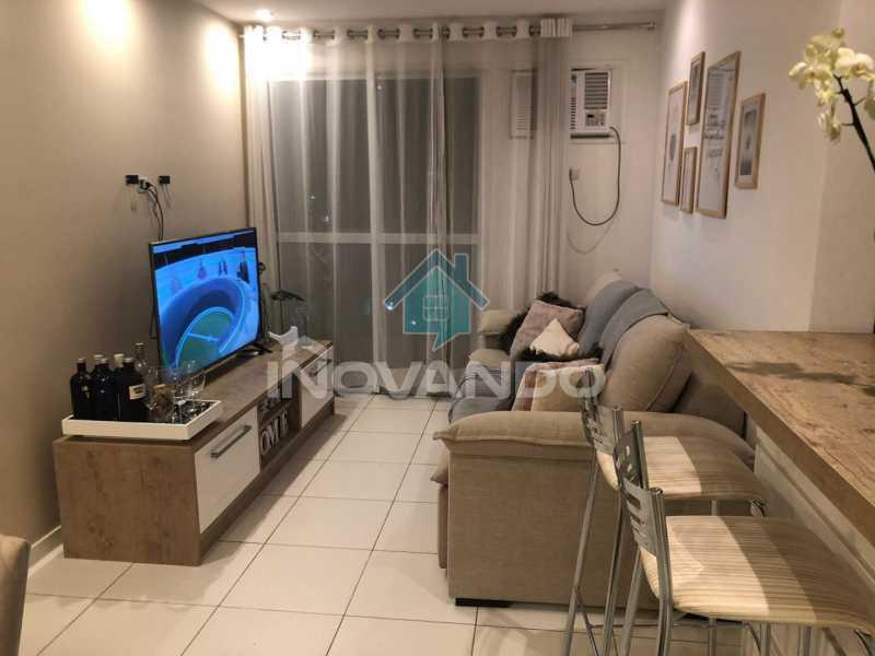 a1ea9de5-cca9-4d38-ac42-2908cb - Apartamento na Barra da Tijuca Acquagreen 2 quartos com 62m² - 680B - 1