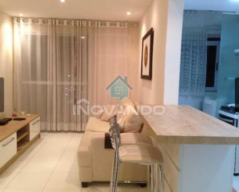 Capturar - Apartamento na Barra da Tijuca Acquagreen 2 quartos com 62m² - 680B - 19