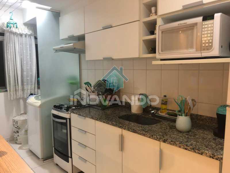 f8920b22-0d0f-4ddf-ac1d-a9a868 - Apartamento na Barra da Tijuca Acquagreen 2 quartos com 62m² - 680B - 21