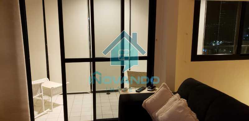 3a380555-84a7-4095-9d77-1e23e2 - Apartamento cobertura na Barra da Tijuca- Sol de Marapendi- 4 quartos com 245m² - 716K - 21