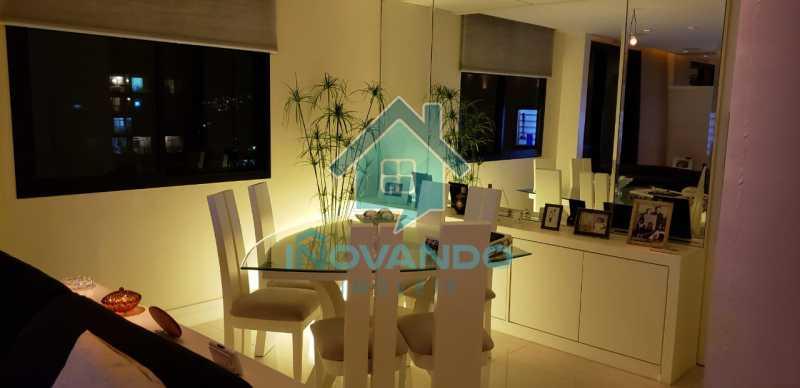 3c057770-5d89-4ac1-adac-e273a1 - Apartamento cobertura na Barra da Tijuca- Sol de Marapendi- 4 quartos com 245m² - 716K - 1