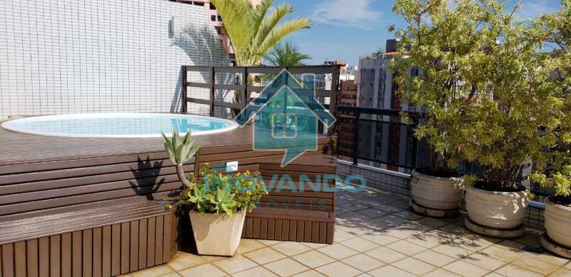 8bae71aa-6ae0-4bdd-87e0-d812ed - Apartamento cobertura na Barra da Tijuca- Sol de Marapendi- 4 quartos com 245m² - 716K - 6