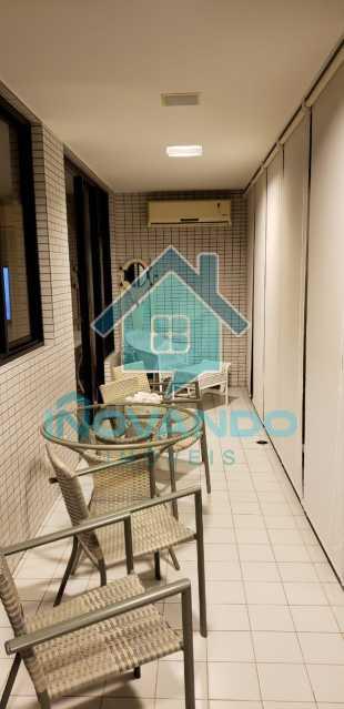 8e589737-0a80-48d2-97f2-28d83a - Apartamento cobertura na Barra da Tijuca- Sol de Marapendi- 4 quartos com 245m² - 716K - 9
