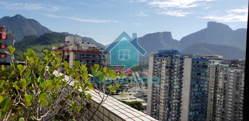 8885ead6-e199-4455-9e1b-7002df - Apartamento cobertura na Barra da Tijuca- Sol de Marapendi- 4 quartos com 245m² - 716K - 22