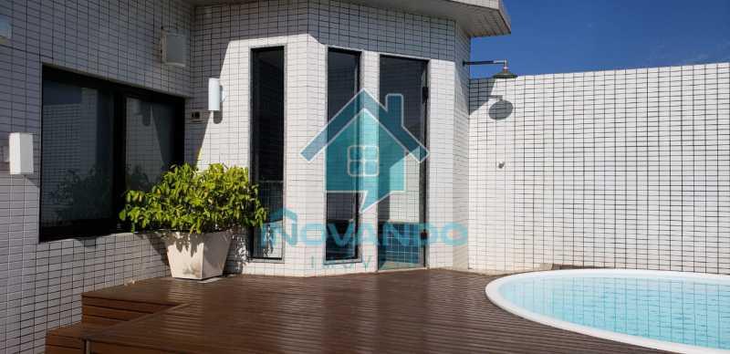 35501d34-c95e-4134-b0b0-59c82e - Apartamento cobertura na Barra da Tijuca- Sol de Marapendi- 4 quartos com 245m² - 716K - 23