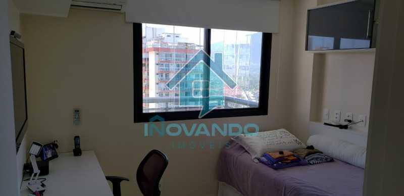 693652a1-6e71-4fdb-ab76-54c716 - Apartamento cobertura na Barra da Tijuca- Sol de Marapendi- 4 quartos com 245m² - 716K - 14