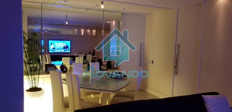 d783ccae-0778-4d0e-b8ec-c4a3cd - Apartamento cobertura na Barra da Tijuca- Sol de Marapendi- 4 quartos com 245m² - 716K - 4