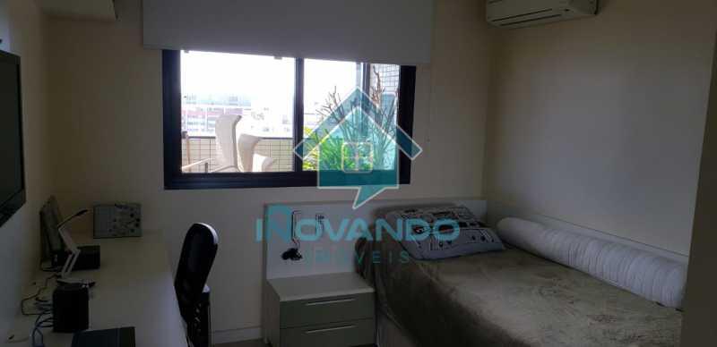 d25746e1-5ff3-423a-9441-ce2484 - Apartamento cobertura na Barra da Tijuca- Sol de Marapendi- 4 quartos com 245m² - 716K - 17