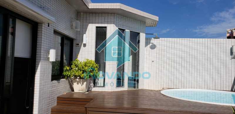 ea2f1c0d-1d88-48b1-9e2e-916ced - Apartamento cobertura na Barra da Tijuca- Sol de Marapendi- 4 quartos com 245m² - 716K - 25