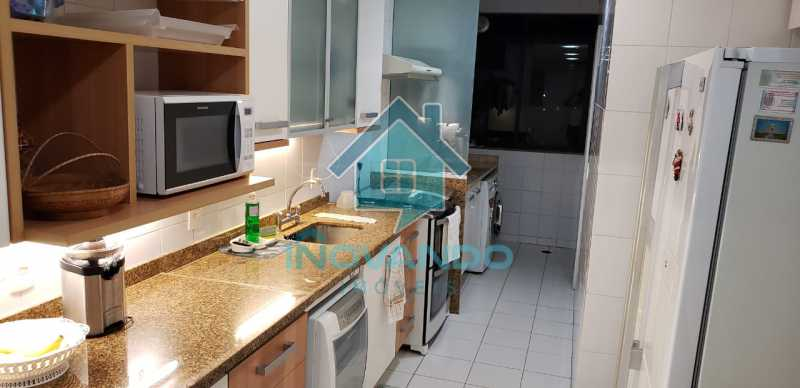 eb833da4-70c5-410f-bff5-5476bb - Apartamento cobertura na Barra da Tijuca- Sol de Marapendi- 4 quartos com 245m² - 716K - 20