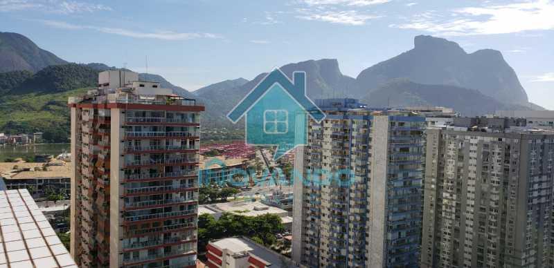 fac6647b-3340-41df-8b11-a8b52d - Apartamento cobertura na Barra da Tijuca- Sol de Marapendi- 4 quartos com 245m² - 716K - 26