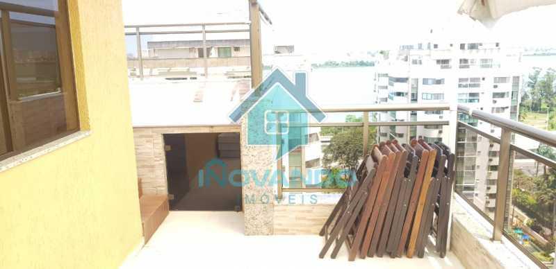 14bd0aa3-abae-4aef-9276-101c62 - Apartamento cobertura na Barra da Tijuca- Rio2- 3 quartos com 157 m²- - 717K - 29