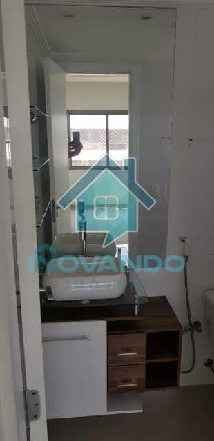 db4e71cc-0fa0-4b29-a02d-e55435 - Apartamento cobertura na Barra da Tijuca- Rio2- 3 quartos com 157 m²- - 717K - 23