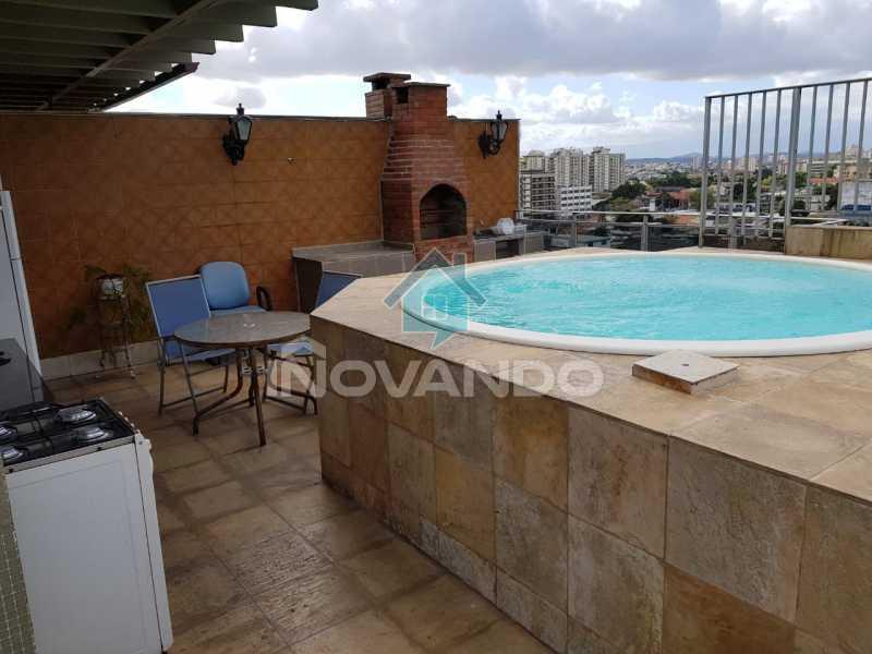 67ec3d50-49ee-45cb-9b10-2fc095 - Apartamento cobertura de 3 quartos na Praça seca - 245m-² - - 729K - 3